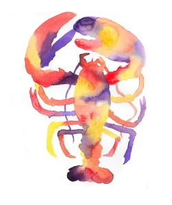 lobster-silhouette