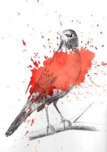 robin-ink-splatter
